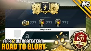 GOLD 3, 2, oder 1?! #6 - FIFA 17 ROAD TO GLORY