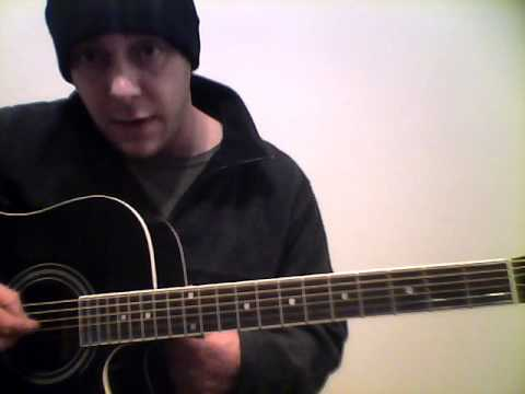 How to Play Heart Shaped Box on acoustic...