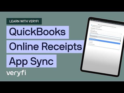 QuickBooks Online - Seamless Integration with Veryfi