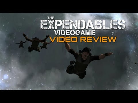 The Expendables 2 Videogame Review