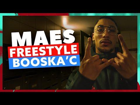 Youtube: Maes   Freestyle Booska C
