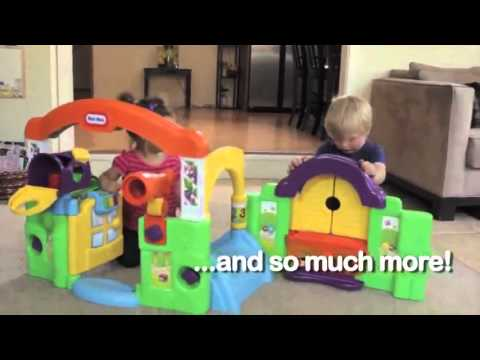 Little Tikes Plant N Play 2 In 1 Push N Play Turtle Activity Garden Rock N Sping Bug