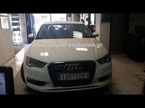 Audi A3 8V Navigation System BZ-SA3 ΟΕΜ & CAMERA   www.sound-evolution.gr