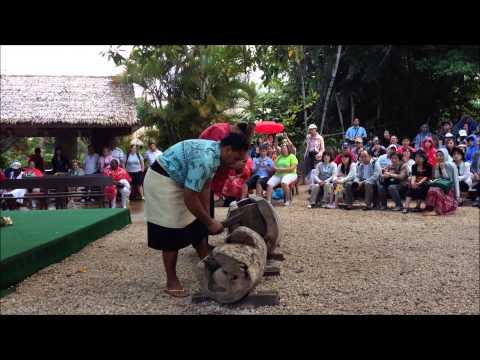 Islands of Tonga at PCC