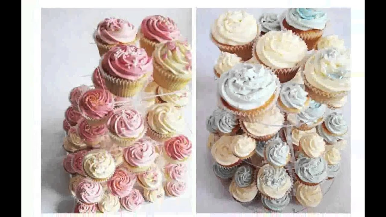 Cupcake Decorating Ideas For Weddings