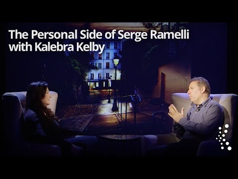 The Personal Side of Serge Ramelli with Kalebra Kelby | Official Trailer