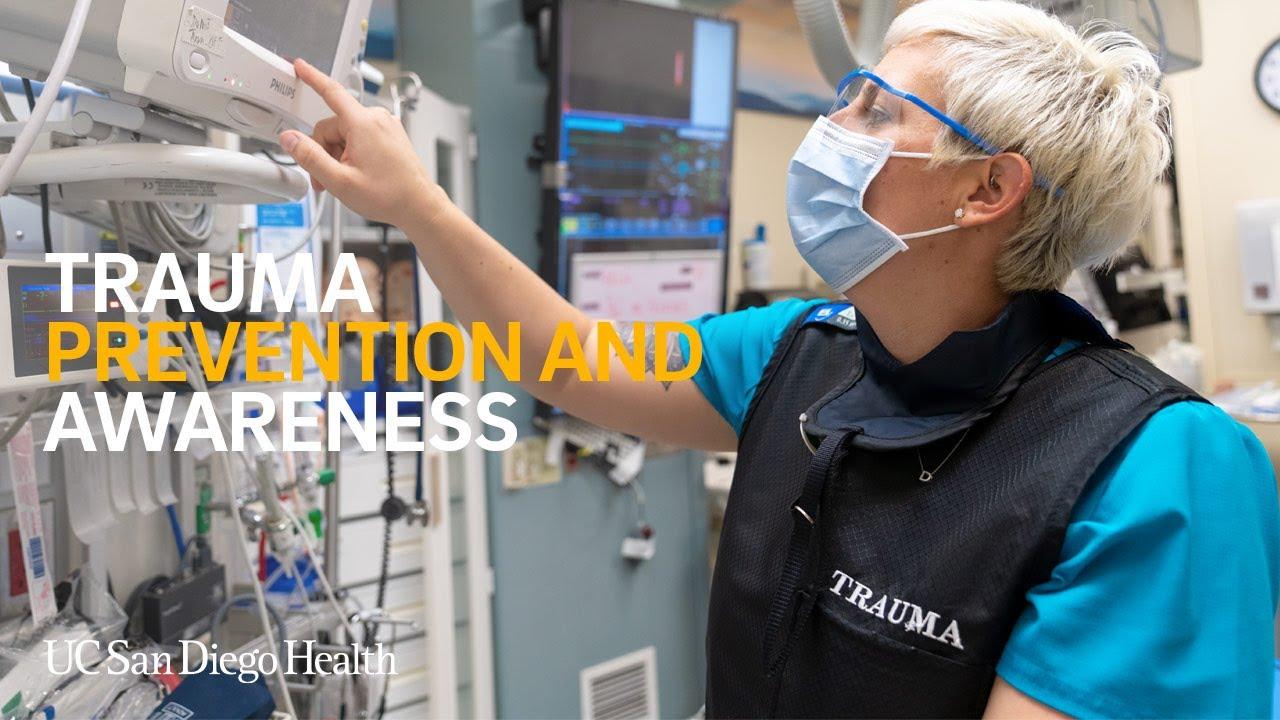 Tips for Trauma Prevention and Awareness