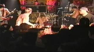 Vanilla ice Mtv gig report Hard to Swallow tour