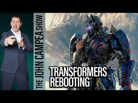 Transformers Being Rebooted, Audience Gets 50 Shades Instead Of Black Panther - The John Campea Show