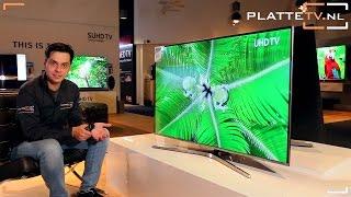 Samsung KU6470 Review - PlatteTV.nl