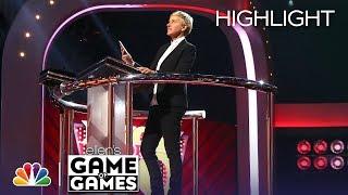 Ellen's Game of Games - Dizzy Dash: Episode 5 (Highlight)