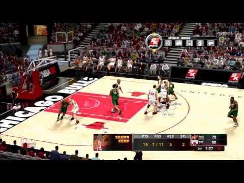 NBA 2K15 PS3 Co-op Association Episode 7: Buechler Drops 30 Off The Bench!