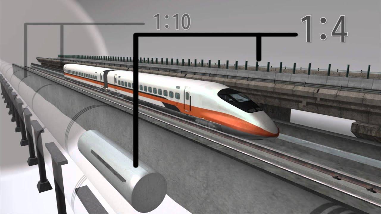 Et worldwide tube transportation project youtube