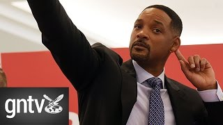 Dubai fans go gaga over Will Smith