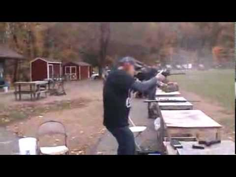 how to get kicked out of the gun range in 10 seconds