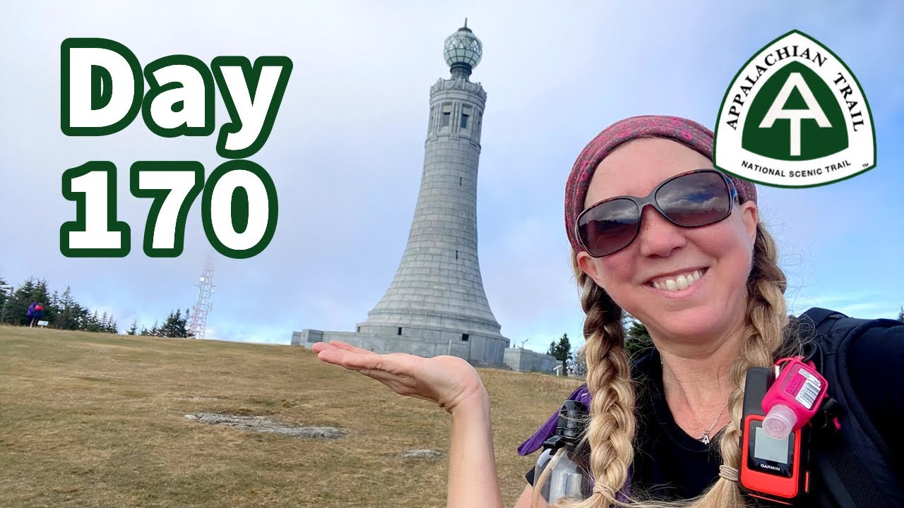 AT 2020 Day 157 | The Day I Climbed Mount Greylock and Gave a Pep Talk