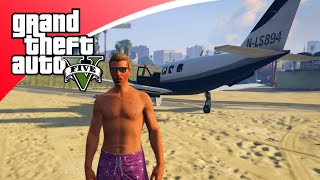 GTA V Online - STUNTVLIEGERS! (GTA 5 Freeroam, Roleplay)
