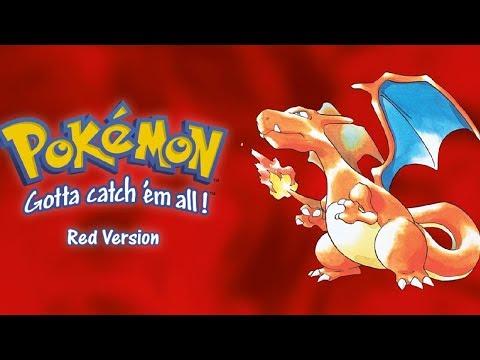 LIVE de Pokemon RED. Do Começo ATÉ O FIM! Conquistas no Retroachievements!
