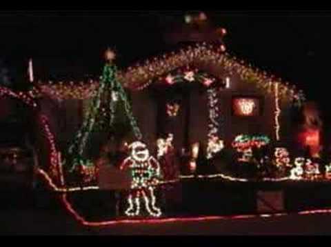 Christmas Lights - Crazy Frog Jingle Bells