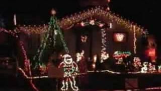 Christmas Lights - Crazy Frog Jingle Bells