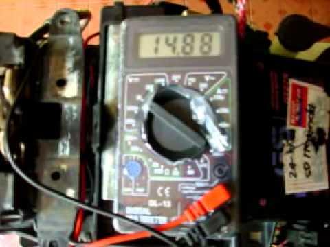Regulator Kiprok Segala Jenis Motor Anti Tekor Aki Motor Youtube