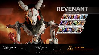 "Revenant ""Breakdown"" Season 4 Apex Legends!!!"