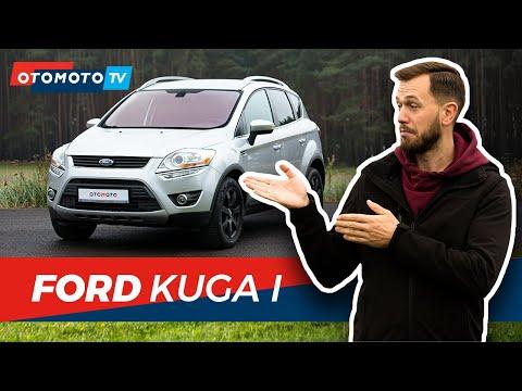 Ford Kuga I - Nie z tej ziemi   Test OTOMOTO TV