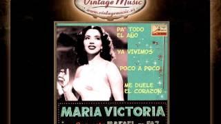 Maria Victoria -- Poco A Poco, Bolero (VintageMusic.es)