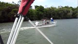 PESCA EN RIO BAYANO PANAMA