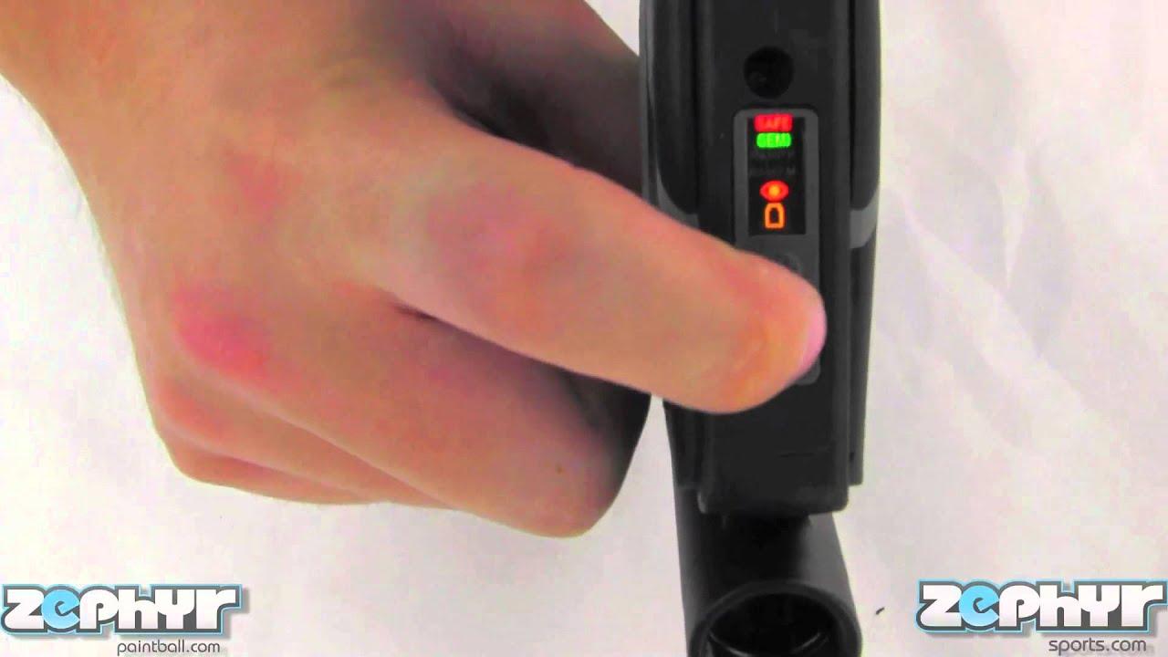 spyder electra with eye manual