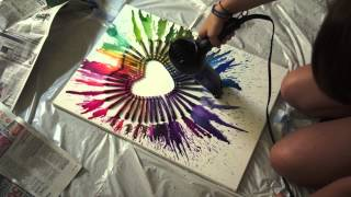 Cool Crayon Project