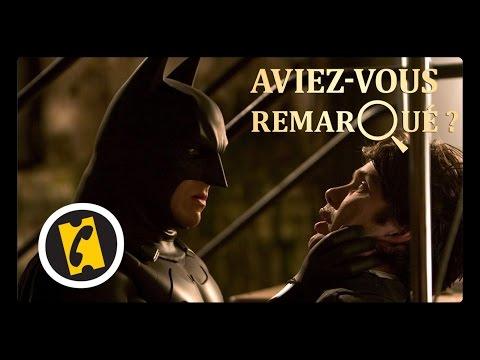 Aviez-vous remarqué ? #69 : Batman Begins