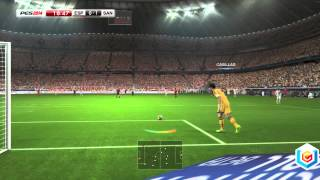 PES 14 Demo Gameplay Trailer Xbox 360/PS3