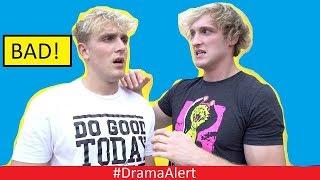 Jake Paul & Logan Paul Lamborghini FAIL! #DramaAlert Woahhvicky Does DNA TEST! W2S tweet? Nelk?