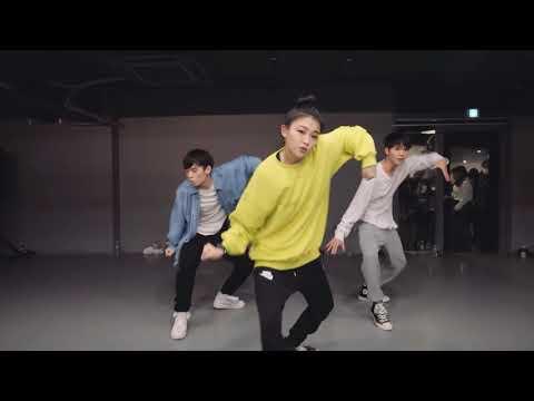 Khalid - Better, Yoojung Lee Choreography (mirrored)