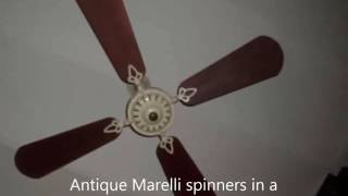 Photographed ceiling fan sightings of Vietnam (old archived photos) | tropical ceiling fans