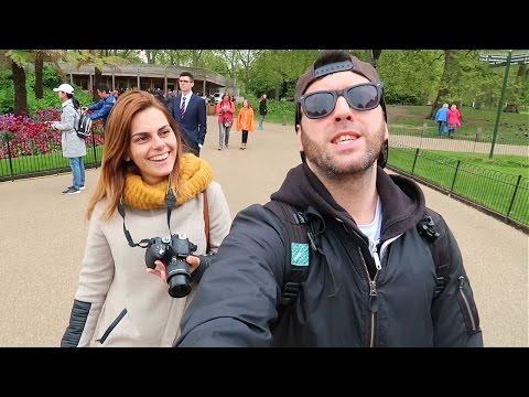Cambio De Guardia En Buckingham Palace y St. James Park | Español en Londres