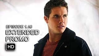 The Tomorrow People 1x16 Extended Promo - Superhero [HD]