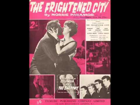 The Frightened City 1961 - Cover Diego García G.