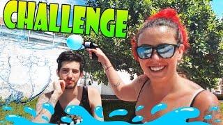 RULETA RUSA CHALLENGE - EL RETO DE LA PISCINA!!