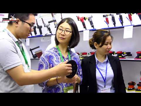 The Vietnam International Exhibition on Hardware & Hand Tools Expo in Viet Nam