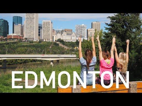 TRAVEL MOVIE   6 days in Edmonton • Canada