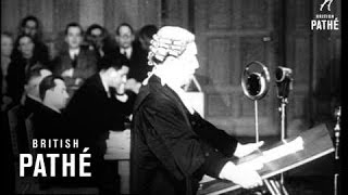 International Court Of Justice 50 Years Old (1963)