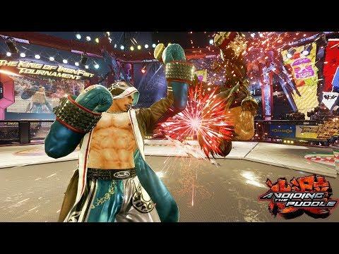Aris Plays Tekken 7 w/ Feng - Steve Should Be a Masseuse