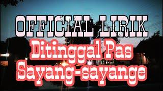 Download lagu PIYE KABARMU SAYANG,SAFIRA INEMA .Official lyrics