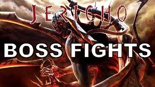 Clive Barker's Jericho: ALL BOSS FIGHTS (PC/German/Deutsch/HD)