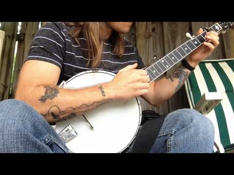 Breakin' Up Christmas (Clawhammer Banjo)