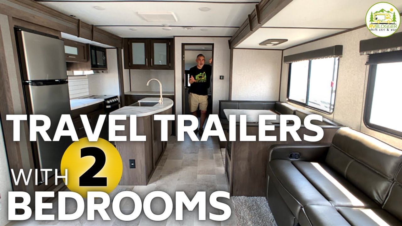 10 Best Travel Trailers With 2 Bedrooms In 2021 Rvblogger
