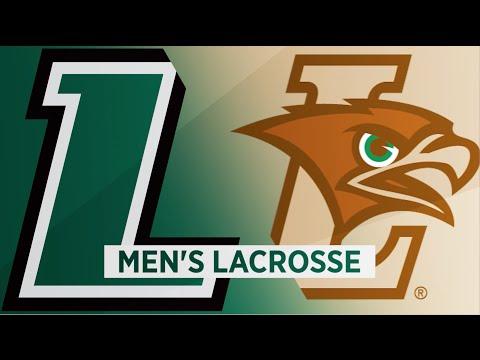 Highlights   Loyola Men's Lacrosse at Lehigh
