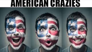 KING RG - AMERICAN CRAZIES – OFFICIAL MUSIC VIDEO - Fun Tren…